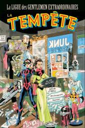 La ligue des Gentlemen Extraordinaires -64- La Tempête