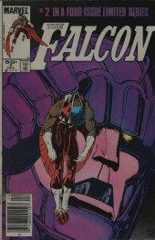 Falcon (The) (1983) -2- Issue #2