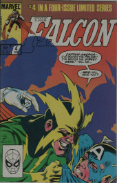 Falcon (The) (1983) -4- Issue #4