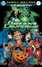 Green Lanterns (2016) -8- Family Matters, Part Two