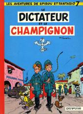 Spirou et Fantasio -7b2000- Le dictateur et le champignon