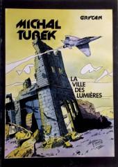 Michal Turek -1- La ville des lumières