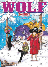 One Piece -ART8- WOLF - Color Walk 8