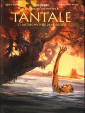 Tantale et autres mythes de l'orgueil - Tome FL