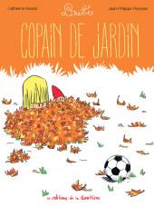 Linette (Romat - Peyraud) -3- Copain de jardin
