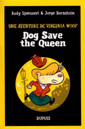 Mini-récits et stripbooks Spirou -MR4274- Dog Save the Queen - Une aventure de Virginia Woof