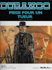 Durango -3a1983- Piège pour un tueur
