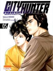 City Hunter - Rebirth -5- Tome 5