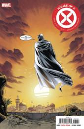 House of X (Marvel comics - 2019) -1- The House That Xavier Built