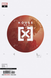 House of X (Marvel comics - 2019) -2VAR- The Uncanny Life of Moira X