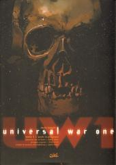 Universal War One -5TL- Babel