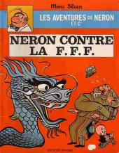 Néron et Cie (Les Aventures de) (Érasme) -14- Néron contre la F.F.F.
