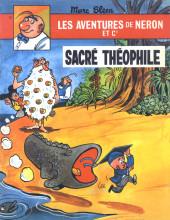 Néron et Cie (Les Aventures de) (Érasme) -15- Sacré Théophile