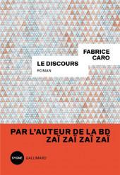 (AUT) Fabcaro - Le discours
