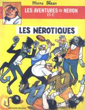 Néron et Cie (Les Aventures de) (Érasme) -19- Les Nérotiques