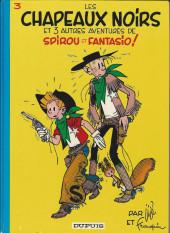 Spirou et Fantasio -3d1998- Les chapeaux noirs