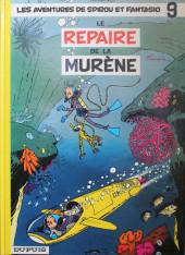 Spirou et Fantasio -9b1990- Le repaire de la murène