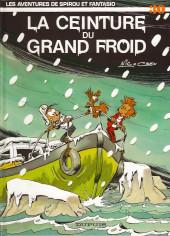 Spirou et Fantasio -30a2001- La ceinture du grand froid