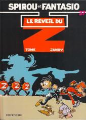 Spirou et Fantasio -37b2000- Le Réveil du Z