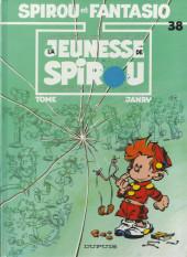 Spirou et Fantasio -38b2000- La jeunesse de Spirou
