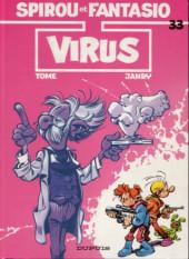 Spirou et Fantasio -33a1998- Virus