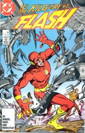 Flash (The) Vol.2 (DC comics - 1987) -3- It's the Kilg%re vs. Flash