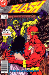 Flash (The) Vol.2 (DC comics - 1987) -5- Issue # 5