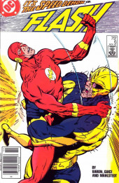 Flash (The) Vol.2 (DC comics - 1987) -6- It's the Speed Demon vs. Flash