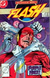 Flash (The) Vol.2 (DC comics - 1987) -8- Purple Haze!