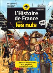 L'histoire de France pour les nuls -INT01- Intégrale 1/3 - La passionnante aventure de la Gaule qui devient la France !