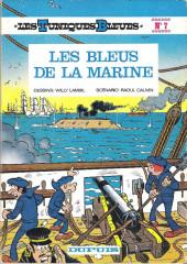 Les tuniques Bleues -7c2002- Les bleus de la marine