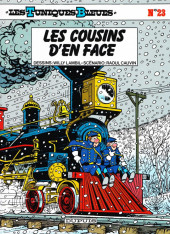 Les tuniques Bleues -23a2005- Les cousins d'en face