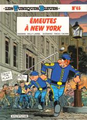 Les tuniques Bleues -45a2005- Émeutes à New York