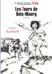 Les grands Classiques de la BD Historique Vécu - La Collection -11- Les Tours de Bois-Maury - Tome IV : Reinhardt
