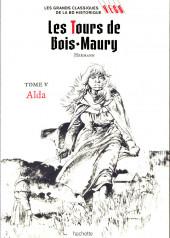 Les grands Classiques de la BD Historique Vécu - La Collection -12- Les Tours de Bois-Maury - Tome V : Alda