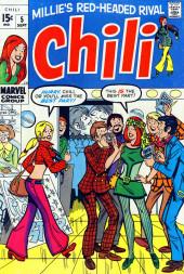 Chili (Marvel Comics - 1969)