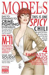 Models Inc. (Marvel Comics - 2009) -2- Issue # 2