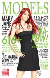Models Inc. (Marvel Comics - 2009) -3- Issue # 3