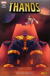 Thanos (Fresh Start) -2- Sanctuaire zéro (2-6)