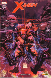 X-Men (Marvel France 7e série - 2020) -3- Définitif (3/3)