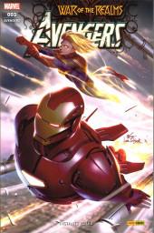 Avengers (Marvel France - 2020) -3- Instants volés
