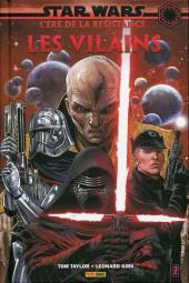 Star Wars - L'Ère de la Résistance -2- Les vilains
