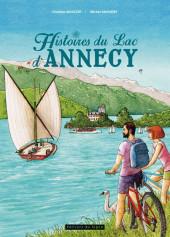 Annecy -2- Histoires du Lac d'Annecy