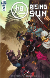 Rising Sun (IDW Publishing - 2020) -2- Issue #2