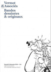 (Catalogues) Ventes aux enchères - Vermot & Associés - Vermot & Associés - Bandes dessinées & Originaux - 10 Décembre 2016 - Galerie iconoclastes