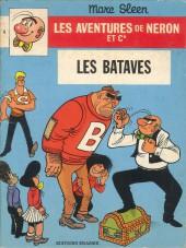 Néron et Cie (Les Aventures de) (Érasme) -79- Les Bataves