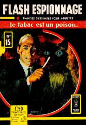 Flash espionnage (1re série - Arédit) -15- Le tabac est un poison...