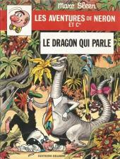Néron et Cie (Les Aventures de) (Érasme) -81- Le Dragon qui Parle