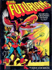Marvel Graphic Novel (Marvel comics - 1982) -9- The Futurians