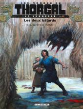 Thorgal (Les mondes de) - La Jeunesse de Thorgal -8- Les deux bâtards